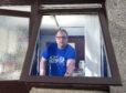 Keith Burnett has had trouble with his windows