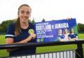 Scotland's Lisa Evans