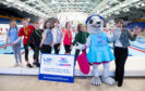 Bonnie the Seal is unveiled as the mascot