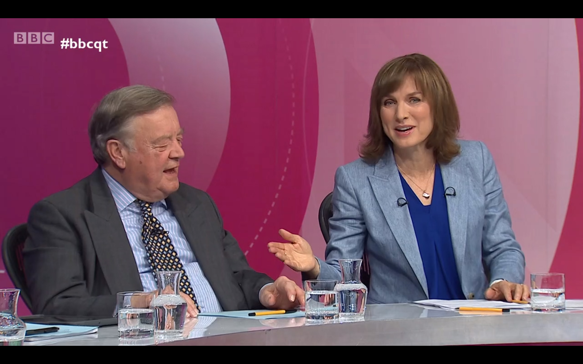 """Fiona Bruce: """"The thing I enjoy most is meeting people - it's the joy of the unexpected"""""""