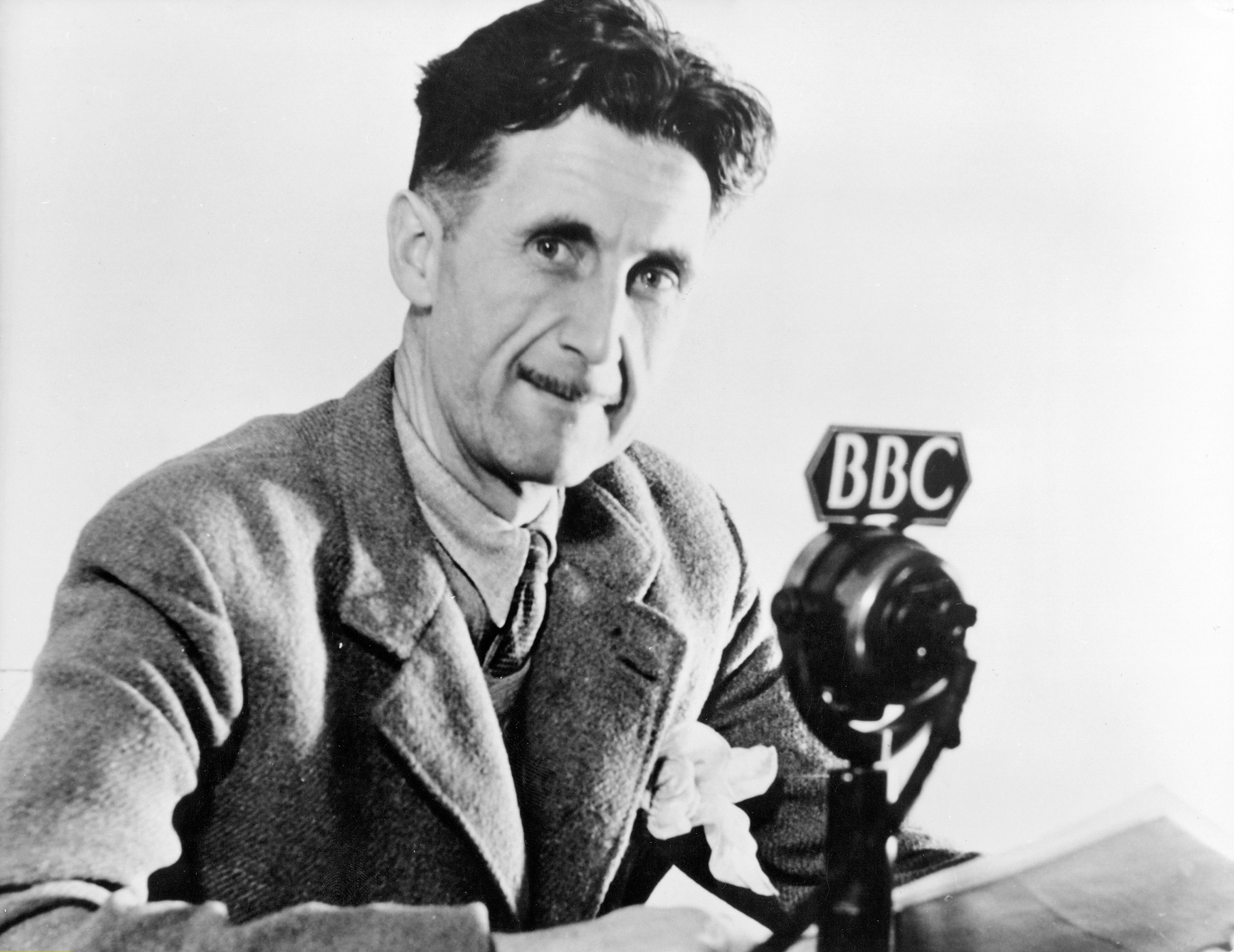 Image result for george orwell