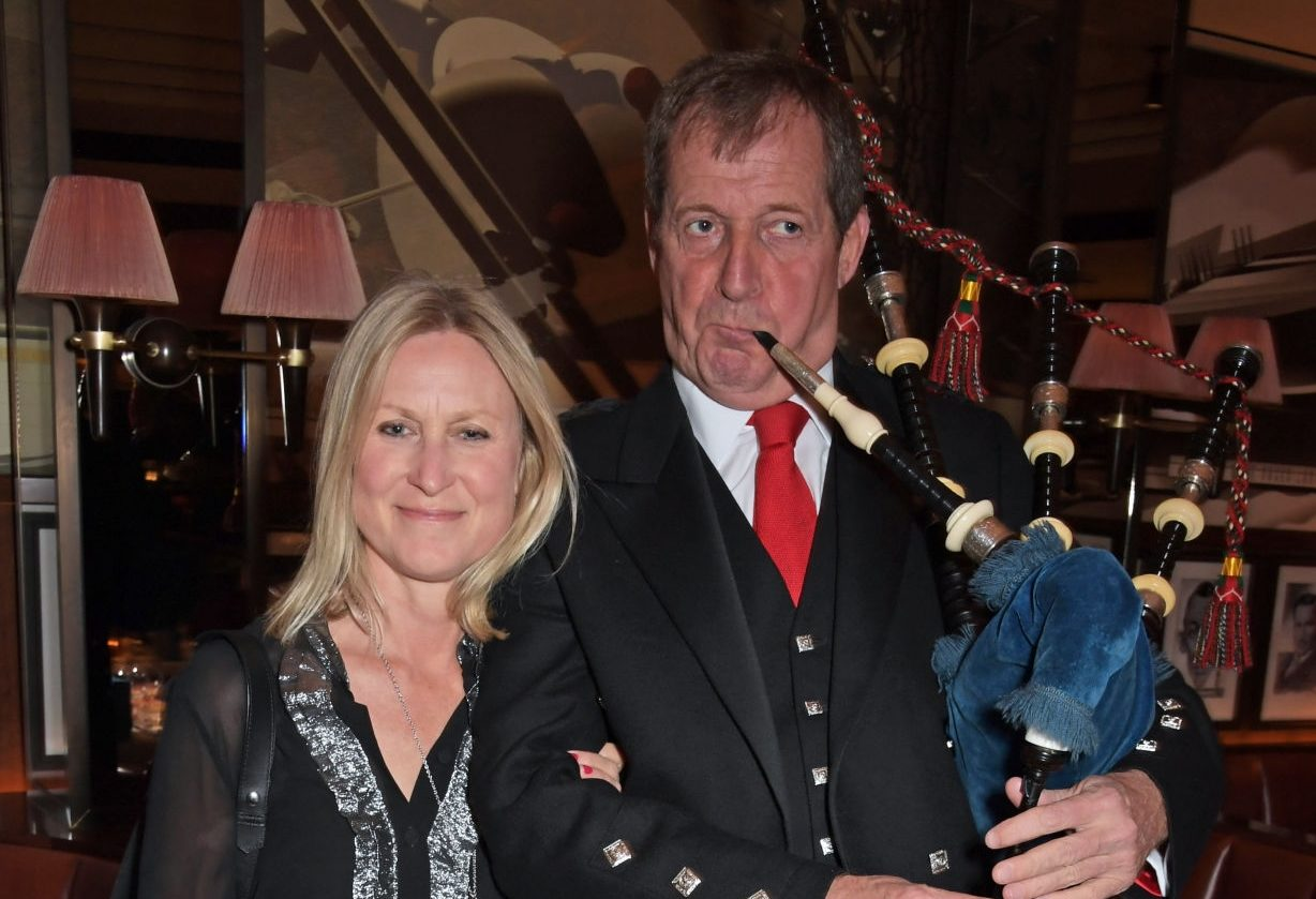 Former spin doctor Alastair Campbell on how bagpipe music helps his mental health - Sunday Post