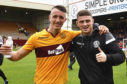 David Turnbull and Jake Hastie have both come off Motherwell's conveyor belt