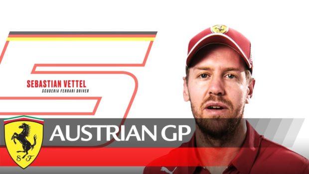 Lewis Hamilton leads the F1 pack heading to Austria (Claude Paris/AP)