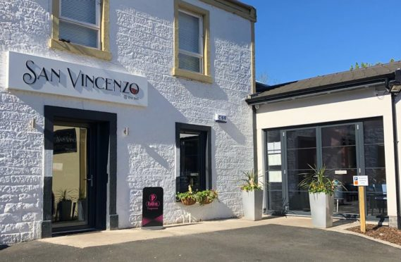Restaurant of the Week: San Vincenzo, Main St, Bothwell - Sunday Post
