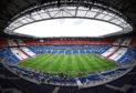 LYON – Groupama Stadium . Capacity: 59,186