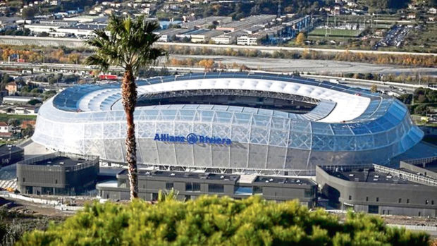 NICE – Allianz Riviera. Capacity: 35,624
