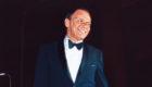Frank Sinatra performs onstage in November 1969 in Los Angeles