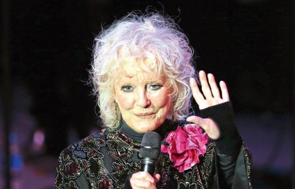 Petula Clark still loves performing