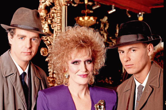 Dusty Springfield with the Pet Shop Boys