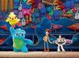 Toy Story 4 is in cinemas this week.