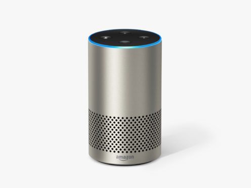 If no one's in, I talk to Alexa all the time: