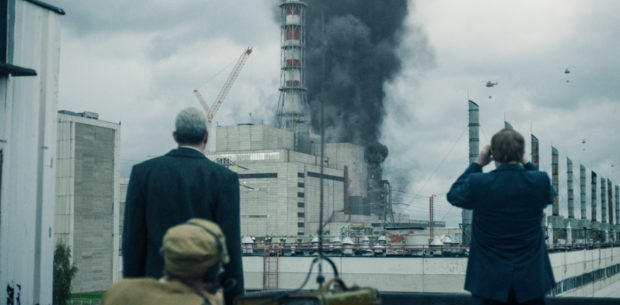 A scene from HBO drama Chernobyl