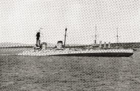 German battlecruiser SMS Hindenburg was the last ship to go down