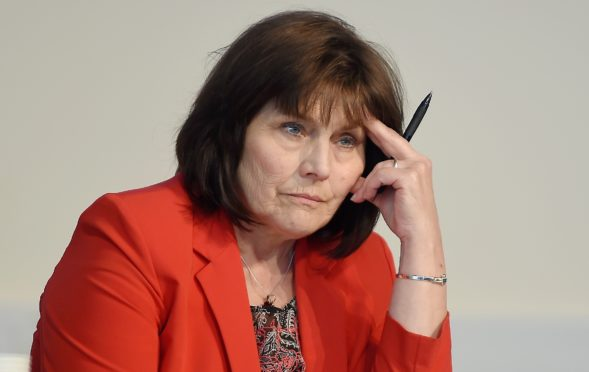 Health Secretary Jeane Freeman