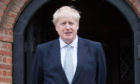 Conservative party leadership candidate Boris Johnson.