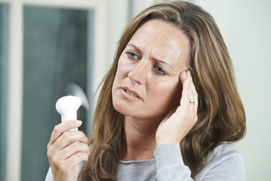 When hot flushes meet summer heat how to tackle menopause