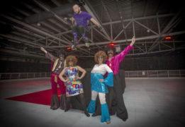 Roller skating at intu Braehead