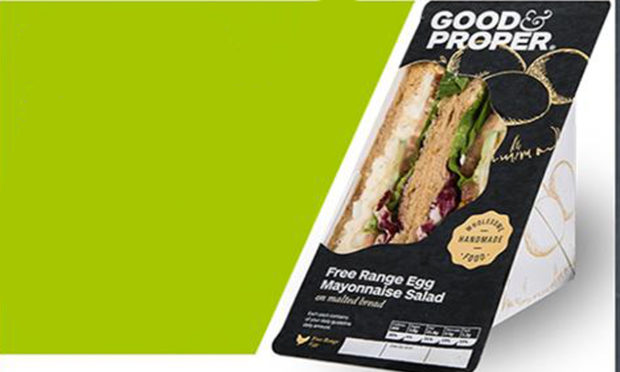 The sandwich brand at the centre of the listeria scare