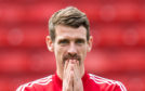 Aberdeen new boy Craig Bryson