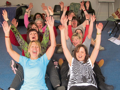 It's no joke: Laughter yoga is the best stress-buster, even if you're faking it - Sunday Post