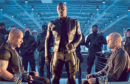 Dwayne Johnson, Idris Elba and Jason Statham in Hobbs & Shaw