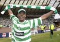 Bobo Balde was a big favourite with the Celtic support during his eight years at the club
