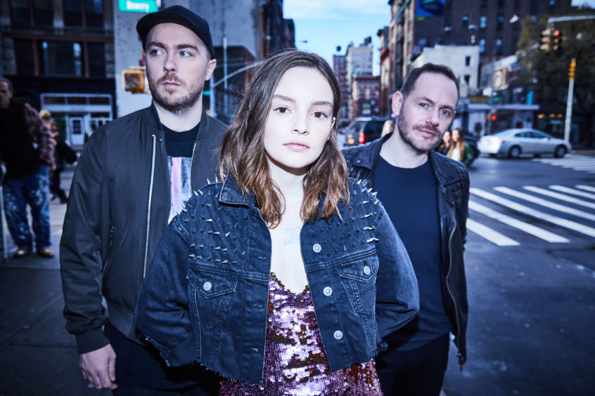 CHVRCHES – Love Is Dead