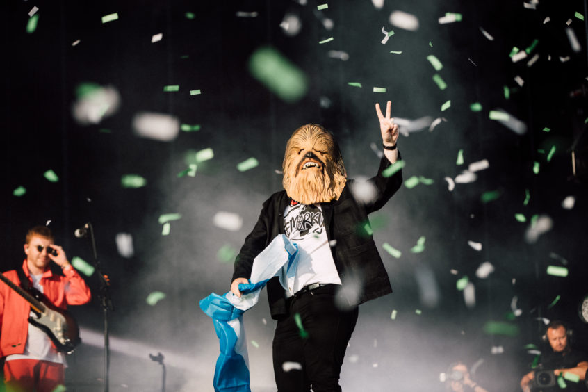 Lewis Capaldi was branded 'Chewbacca' by Noel Gallagher earlier this week