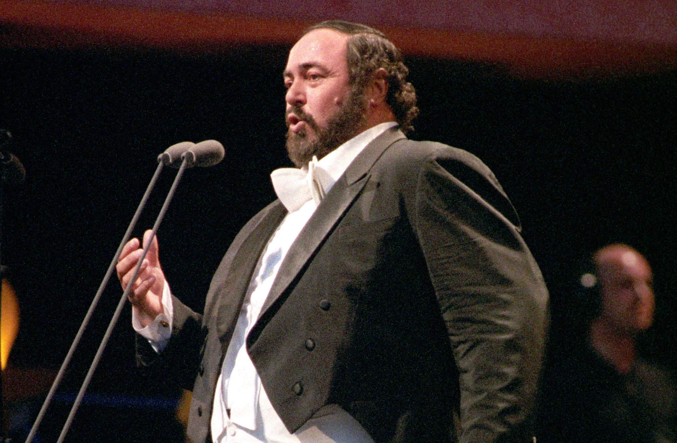 Meals for a tenor: Luciano Pavarotti's former butler reveals
