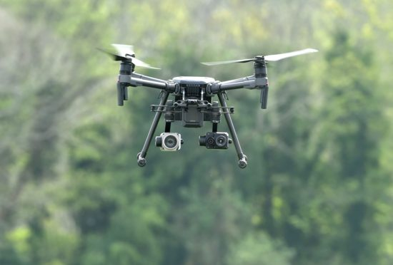 Crimefighters reveal growing use of drones to patrol from skies - Sunday Post