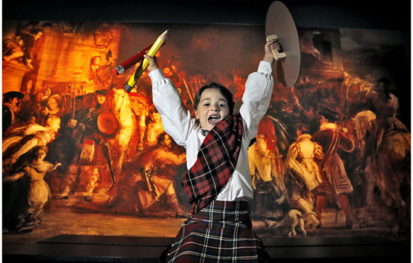 Tartan, bagpipes and landscapes: Meaning of Scotland's most defining traits to be explored in new exhibition - Sunday Post