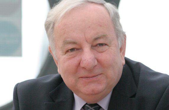 Lord George Foulkes