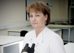 Professor Angela Gallop Chief Execuitve of Axiom International.