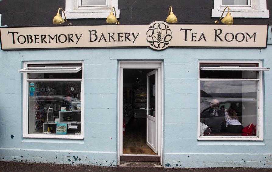 Tobermory Bakery and Tearoom