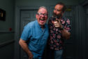 Ford Kiernan and Greg Hemphill who play Jack and Victor in Still Game.