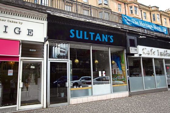 Sultan's is the place for a great selection of Indian food – and mince and tatties!