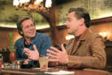 Double-act Brad Pitt and Leonardo DiCaprio show why they are box office gold in Once Upon A Time In Hollywood