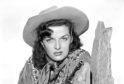 "Jane Russell in ""The Paleface"" which was released December 24, 1948"
