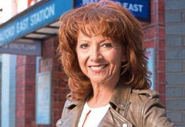 Bonnie Langford in EastEnders