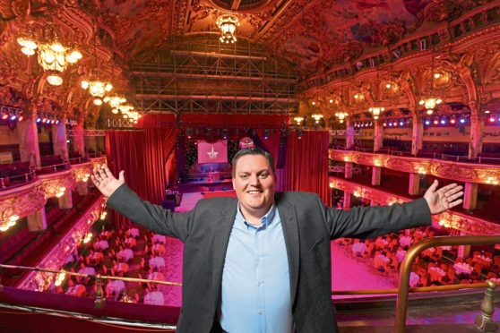 Kenny Mew, Blackpool Tower