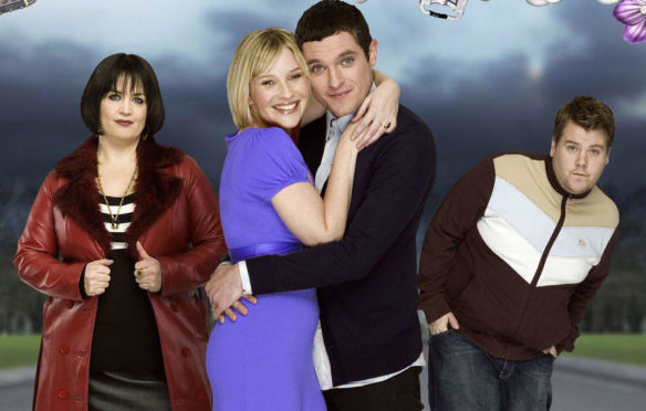 Gavin & Stacey Christmas Special will air at 8.30pm on Christmas Day.