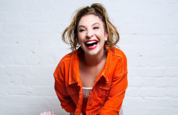 Edinburgh Fringe review: Jess Robinson dazzles with both her celebrity impressions and her own stunning voice - Sunday Post