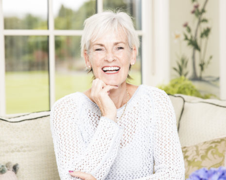 Judy Murray turns 60 this week.