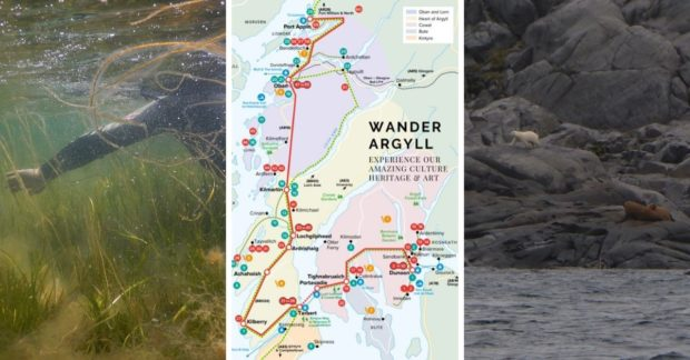 Wander Argyll: A seaweed enthusiast and arctic explorer are just some of the unique residents to meet on this new Scottish trail - Sunday Post