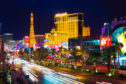 Bright lights, big city: The Strip is a neon  wonderland