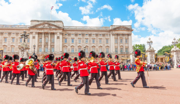 Travel: London calling for a right royal VIP weekend - Sunday Post