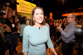 Mandy Rhodes: You're the leader, Jo Swinson, so what part of Liberal Democrat don't you get?