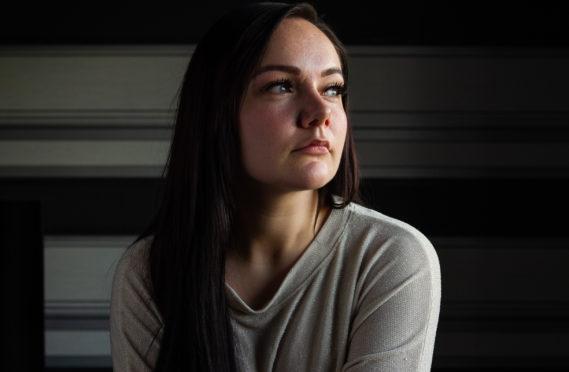 Domestic abuse survivor Danni Wolschke