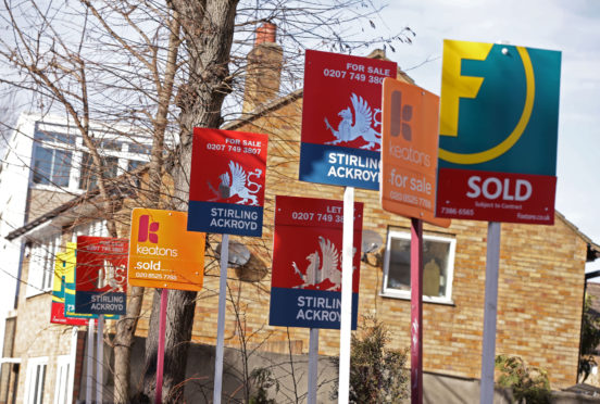 "The ""seemingly never-ending Brexit saga"" continues to cast a shadow over the housing market, with flat demand from buyers and sales expectations weakening, according to surveyors."